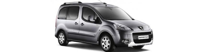 Funda Exterior Cubrecoche Peugeot PARTNER (II) de 2008 en adelante