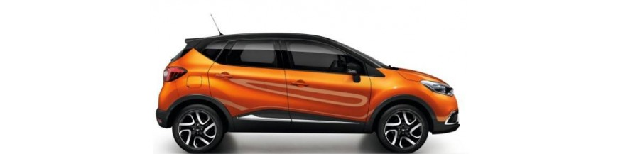 Funda Exterior Cubrecoche Renault CAPTUR de 2013 en adelante