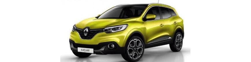 Funda Exterior Cubrecoche Renault KADJAR de 2015 en adelante