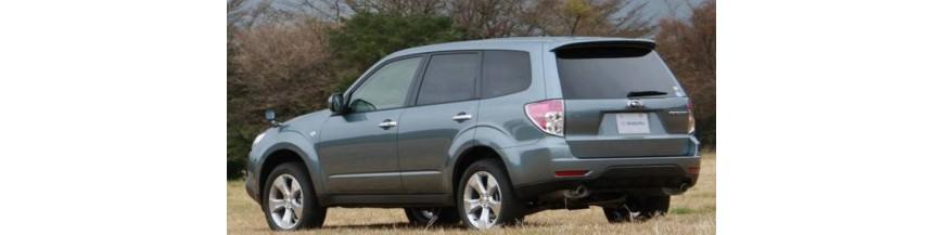 Funda Exterior Cubrecoche Subaru FORESTER (III) de 2008 a 2013