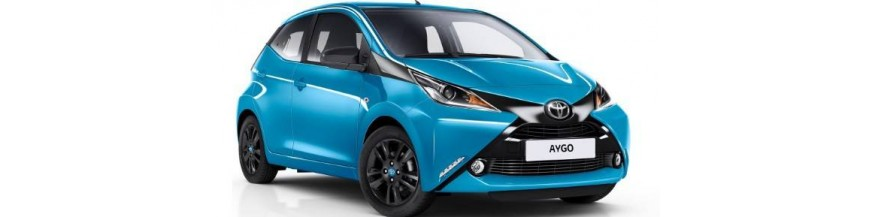 Funda Exterior Cubrecoche Toyota AYGO (II) de 2014 en adelante