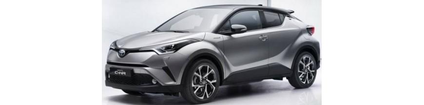 Funda Exterior Cubrecoche Toyota C-HR (I) de 2017 en adelante