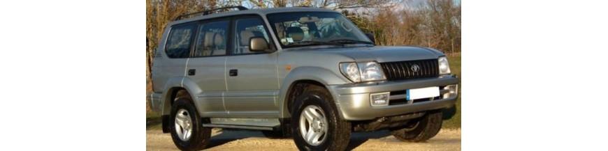 Funda Exterior Cubrecoche Toyota LAND CRUISER (J9) de 1996 a 2002