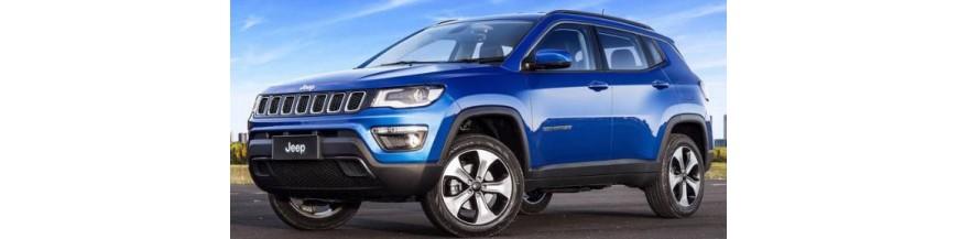 Funda Exterior Cubrecoche Jeep COMPASS (III) de 2017 en adelante