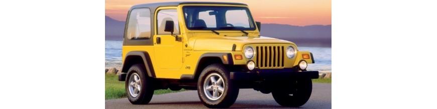 Funda Exterior Cubrecoche Jeep WRANGLER (II) (TJ) de 1997 a 2006