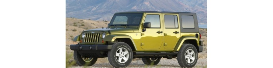 Funda Exterior Cubrecoche Jeep WRANGLER (III) (JK) de 2007 en adelante