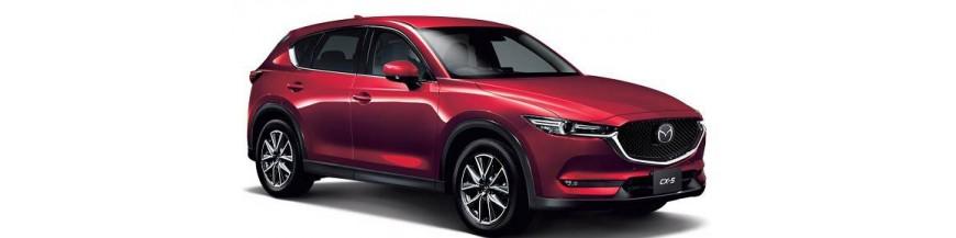 Funda Exterior Cubrecoche Mazda CX-5 (II) de 2017 en adelante
