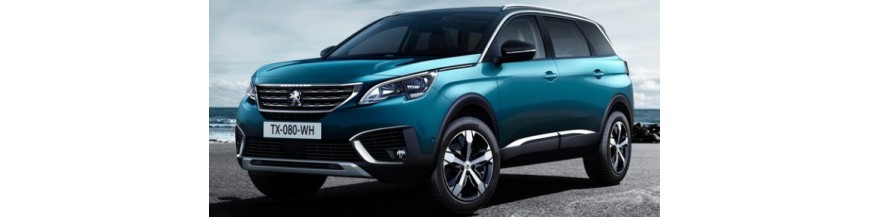 Funda Exterior Cubrecoche Peugeot 5008 (II) de 2017 en adelante