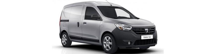 Portaequipajes Dacia DOKKER VAN de 2013 en adelante