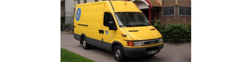 Portaequipajes IVECO DAILY (III) de 2000 a 2006
