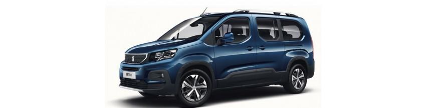 Barras Peugeot RIFTER (I) de 2018 en adelante