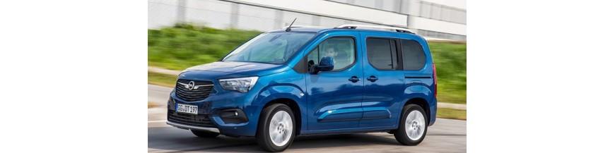 Barras Opel COMBO E de 2018 en adelante