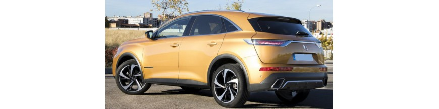 Barras CITROEN DS7 CROSSBACK de 2018 a 2025