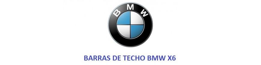 BARRAS DE TECHO BMW X6