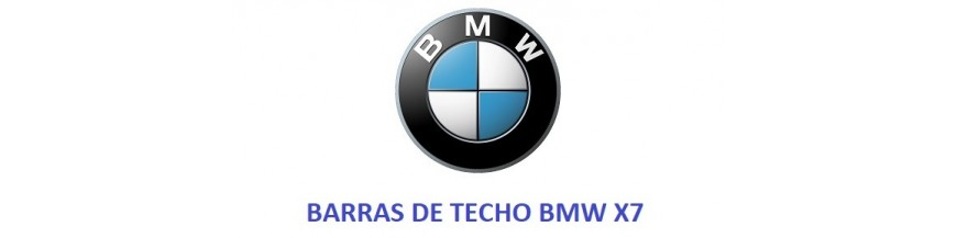 BARRAS DE TECHO BMW X7