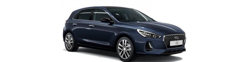 Barras Hyundai i30 (III) de 2017 a 2023