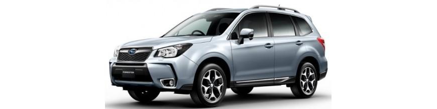 Barras Subaru FORESTER (IV) de 2012 a 2019