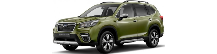 Barras Subaru FORESTER (V) de 2019 en adelante