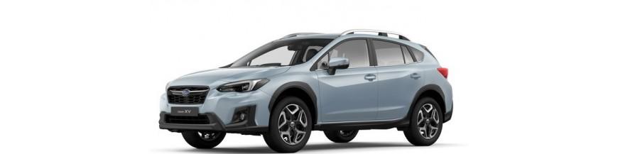 Barras Subaru XV (II) de 2018 en adelante