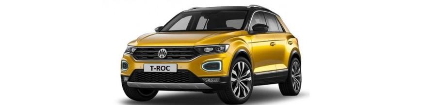Barras Volkswagen T-ROC (I) de 2017 en adelante