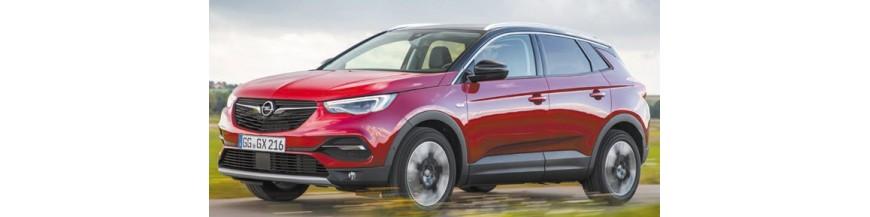 Barras Opel GRANDLAND X (I) de 2017 a 2024