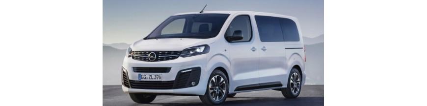 Barras Opel ZAFIRA LIFE de 2019 a 2026