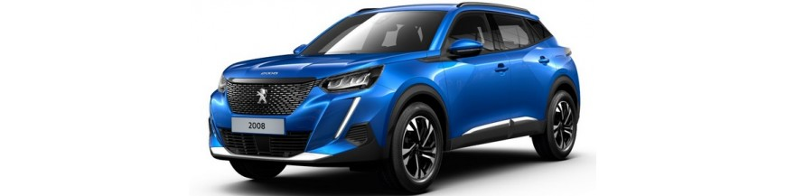Barras Peugeot 2008 (II) de 2020 a 2026