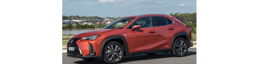 Barras Lexus UX (I) de 2019 a 2025