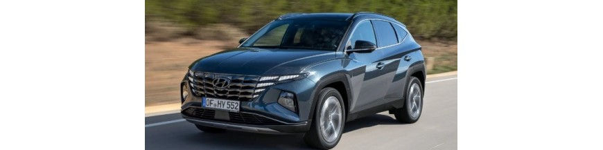 Funda Exterior Cubrecoche Hyundai TUCSON (III) de 2020 a 2025