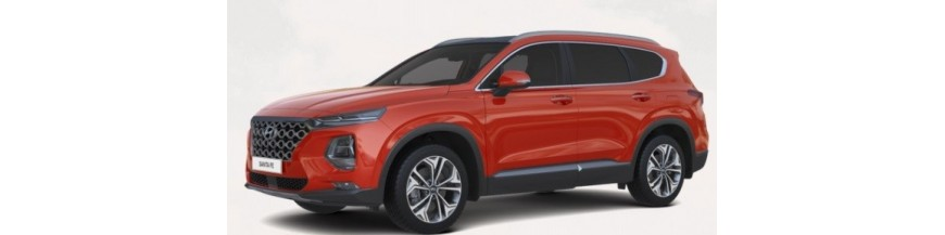Funda Exterior Cubrecoche Hyundai SANTA FE (IV) de 2018 a 2024
